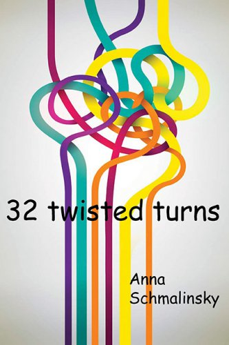 32 twisted turns