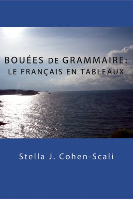 Bouées de Grammaire: Le Français en Tableaux
