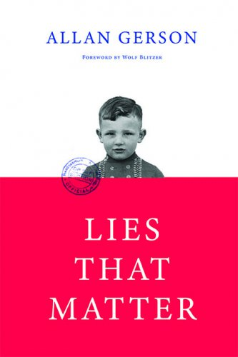 LIES THAT MATTER: A federal prosecutor and child of Holocaust survivors, tasked with stripping US citizenship from aged Nazi collaborators, finds himself caught in the middle